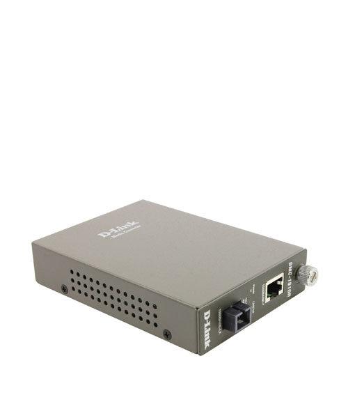 Gigabit 10//100//1000Base-TX fiber media converter singlemode 1000Base LX 10Km LC